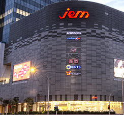 Jem Shopping Mall Le Quest Qingjian Realty