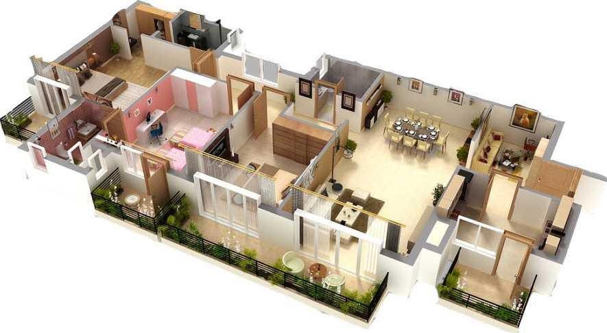 Le Quest Floor Plans at Bukit Batok Town