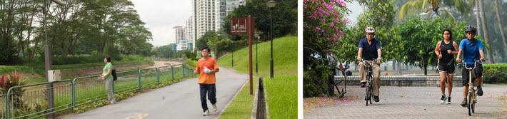 Park Connector Bukit Batok Town Le Quest