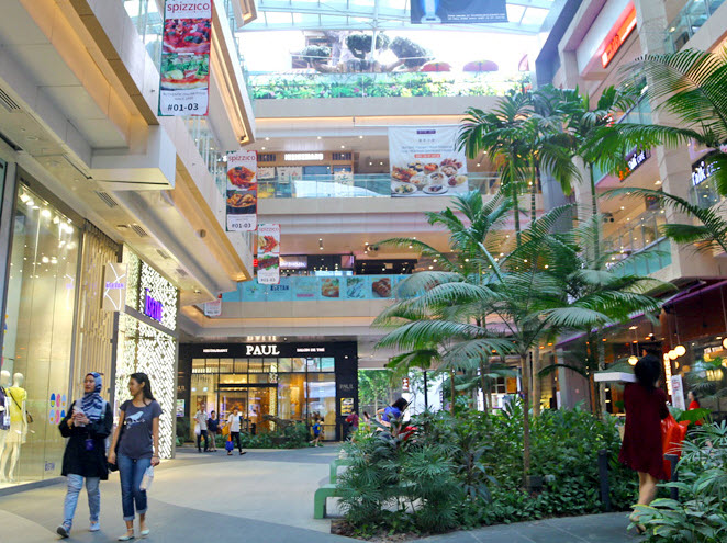 Westgate Shopping Mall Jurong East MRT Station Le Quest Condo